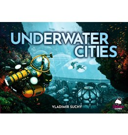 Rio Grande Games Underwater Cities (EN)
