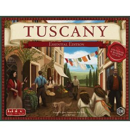 Stonemaier Games jeu board game Viticulture: Tuscany (EN)