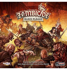CMON Zombicide Black Plague (EN)
