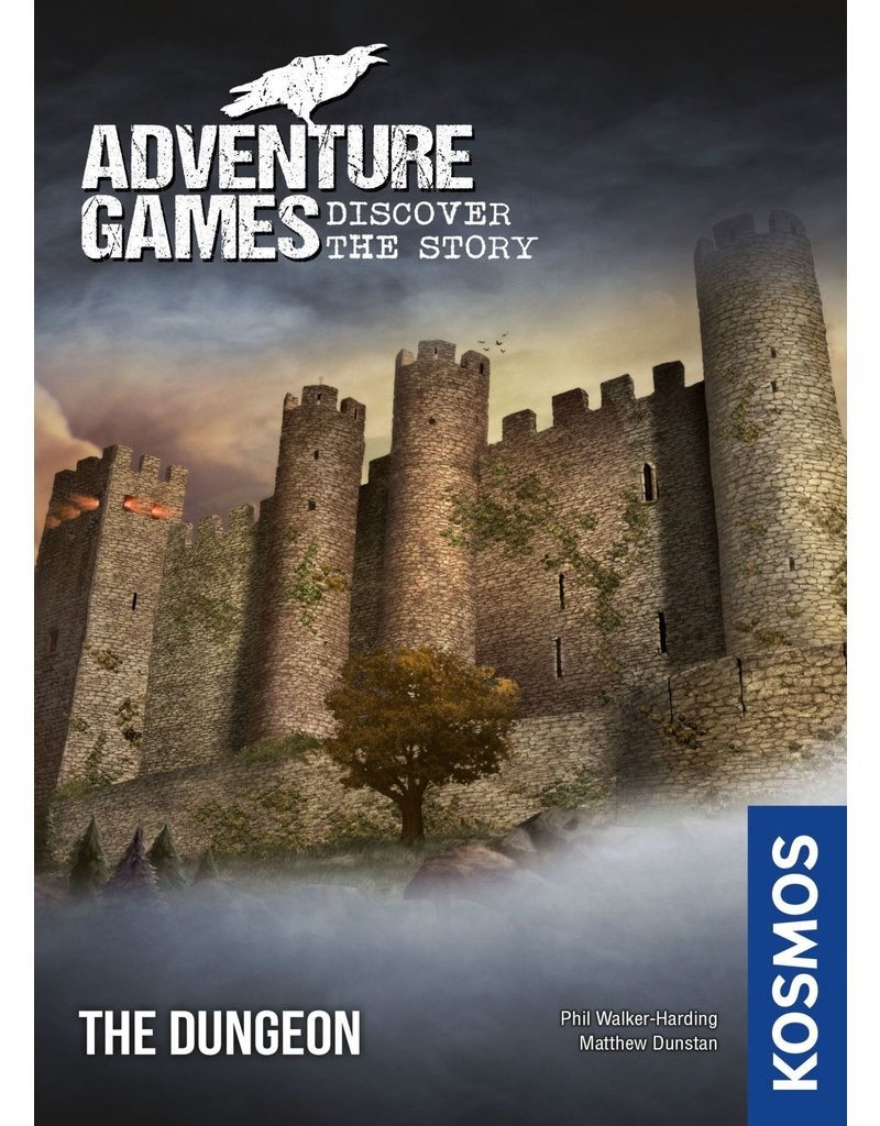 Thames and Kosmos Adventure games: The Dungeon (EN)