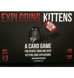 Exploding Kittens Exploding Kittens NSFW (EN)
