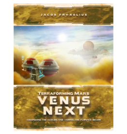 Stronghold Games jeu board game Terraforming Mars: Venus Next (EN)