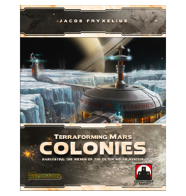 Stronghold Games jeu board game Terraforming Mars: Colonies (EN)