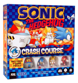 IDW Games Sonic the Hedgehog: Crash Course