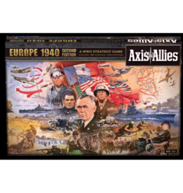 Avalon Hill Games Axis and Allies: Europe 1940