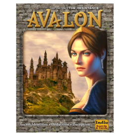 Indie Boards & Cards Avalon, The Resistance (EN)