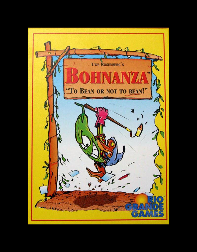 Rio Grande Games Bohnanza (EN)