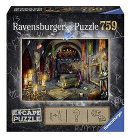 Ravensburger Escape puzzle - Château de Vampire 759 mcx