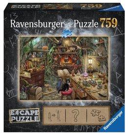 Ravensburger Escape puzzle 759mcx , Cuisine de Sorcière PRECOMMANDE