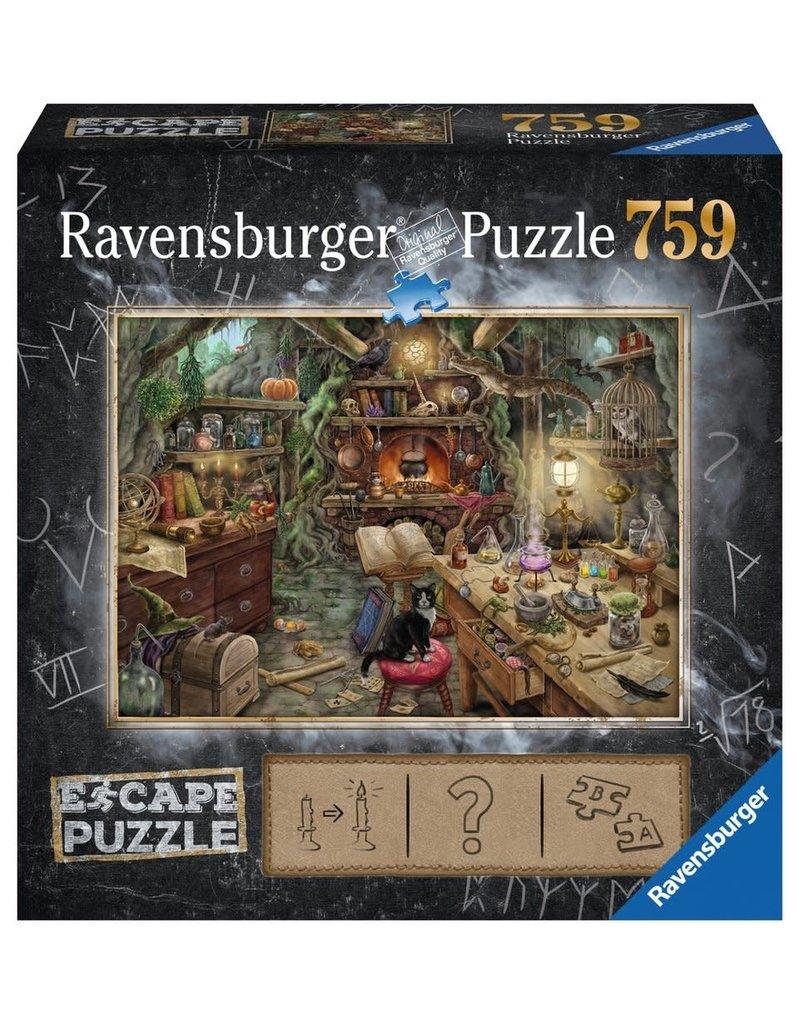 Ravensburger Escape Puzzle Cuisine De Sorciere 759 Mcx