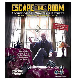 Think Fun Escape the Room: Graverly's Retreat (FR)
