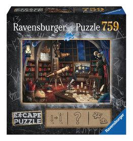 Ravensburger Escape Puzzle 759MCX Observatoire Spatial PRECOMMANDE