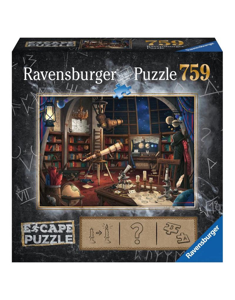 Ravensburger Escape Puzzle - Observatoire Spatial 759 mcx