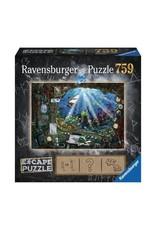 Ravensburger Escape Puzzle - Sous-marin 759 mcx