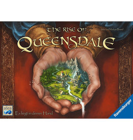 Ravensburger The Rise of Queensdale (FR/EN) BTE ENDOMMAGÉE