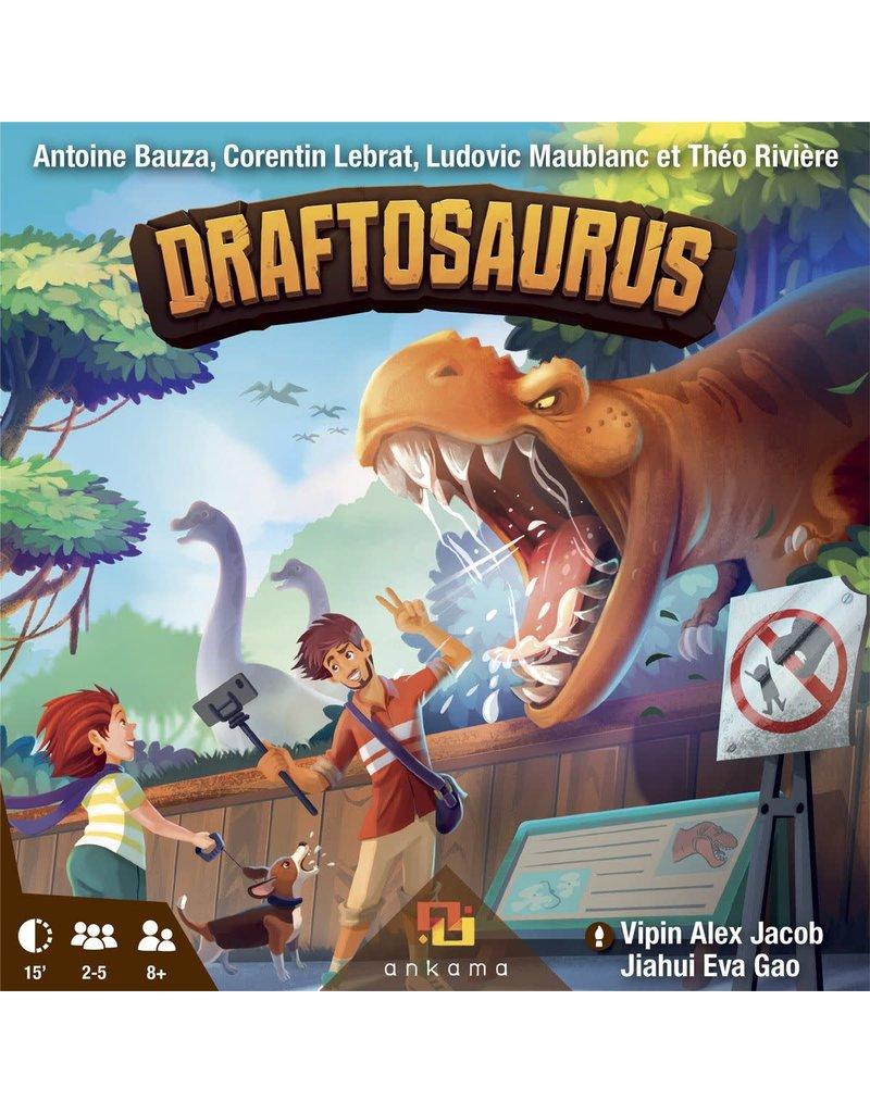 Ankama Draftosaurus (FR/EN)