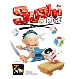 Sit Down! Sushi Dice (FR)
