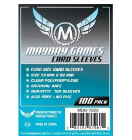 Mayday Games MDG7028  - 59mm X 92 mm 100 pack