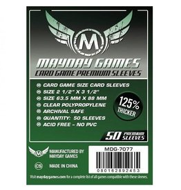 Mayday Games MDG-7077 - 63.5mm X 88mm Deluxe pack 50