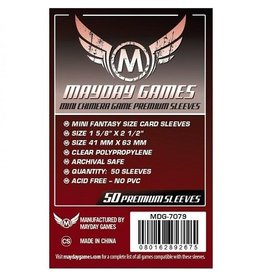 Mayday Games MDG7079 - 43mm X 65mm Deluxe «mini-chimera»