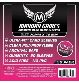 Mayday Games MDG7134 - 70mm X 70mm Deluxe 50 pack