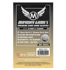 Mayday Games MDG7142 - 61mm X 103mm - 50 pack