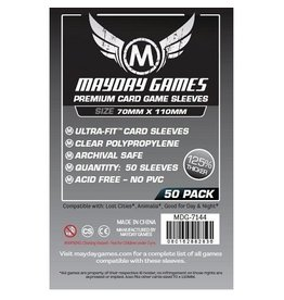 Mayday Games MDG7144 - 70mm X 110mm - pack 50