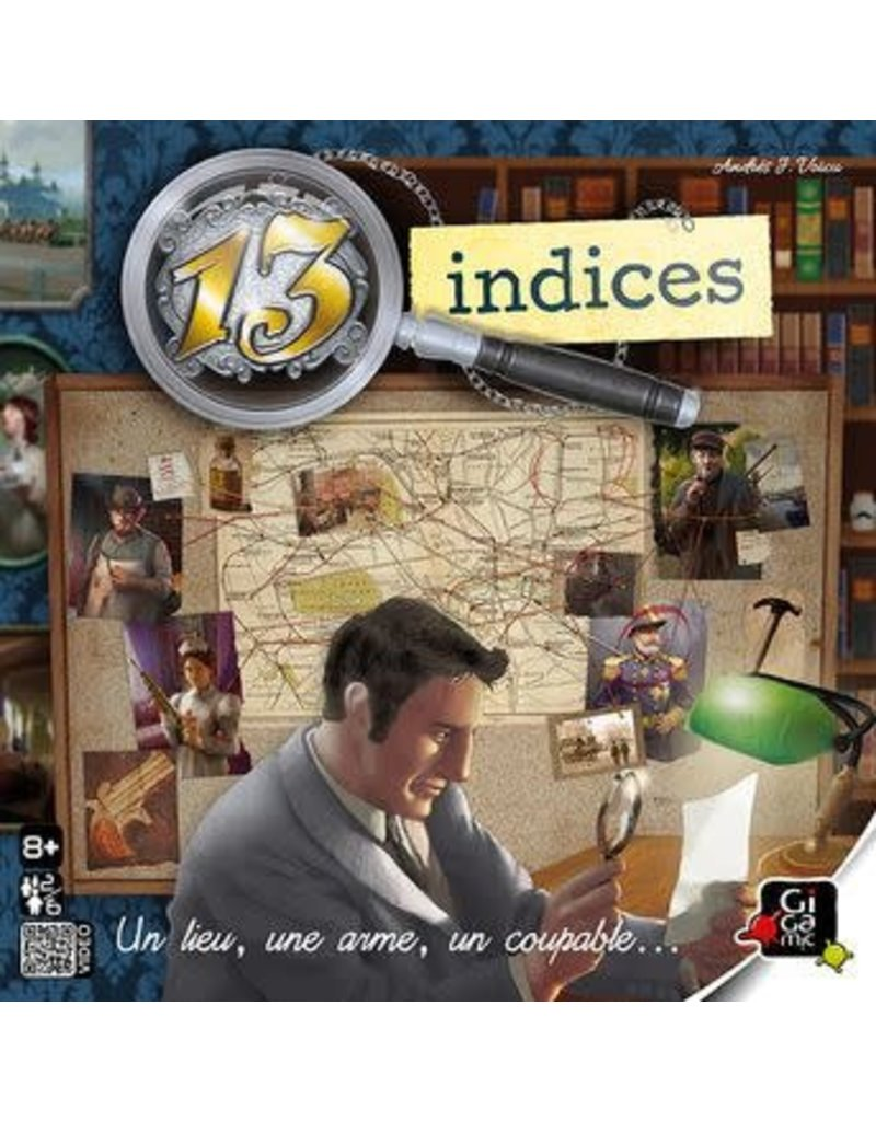 Gigamic 13 Indice (FR)