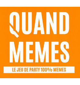 Coucumba games Quand Même - Édition QC (FR)