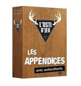 Randolph L'osti D'jeu - Les Appendices (FR)