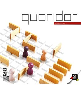 Gigamic Quoridor (ML)