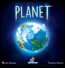 Blue Orange Planet (FR/EN)