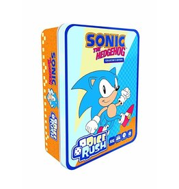 IDW Sonic The Hedgehog Dice Rush CE