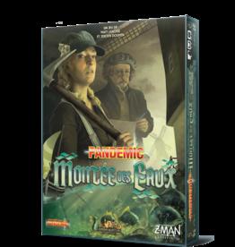 Z-man games Pandemic - La Montée des Eaux (FR)