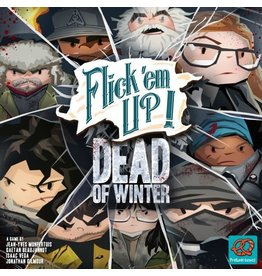 Pretzel games Flick'em Up! - Dead of Winter (FR)
