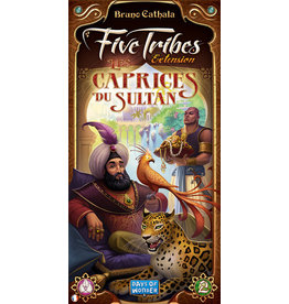 Days of Wonder Five Tribes - Les Caprices du Sultan (FR)