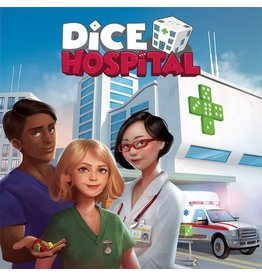 Super Meeple Dice Hospital (EN)