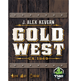 Tasty Minstrel Games (TMG) Gold West (EN)