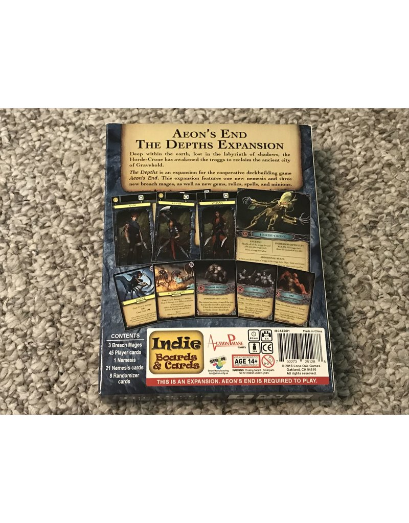 Action Phase Games Aeon's End: The Depths 2nd Ed (EN)