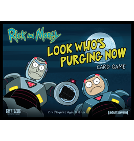 Cryptozoic Rick and Morty - Look Who's Purging Now (EN)