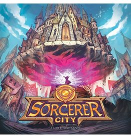 Druid City Games Sorcerer City (EN)