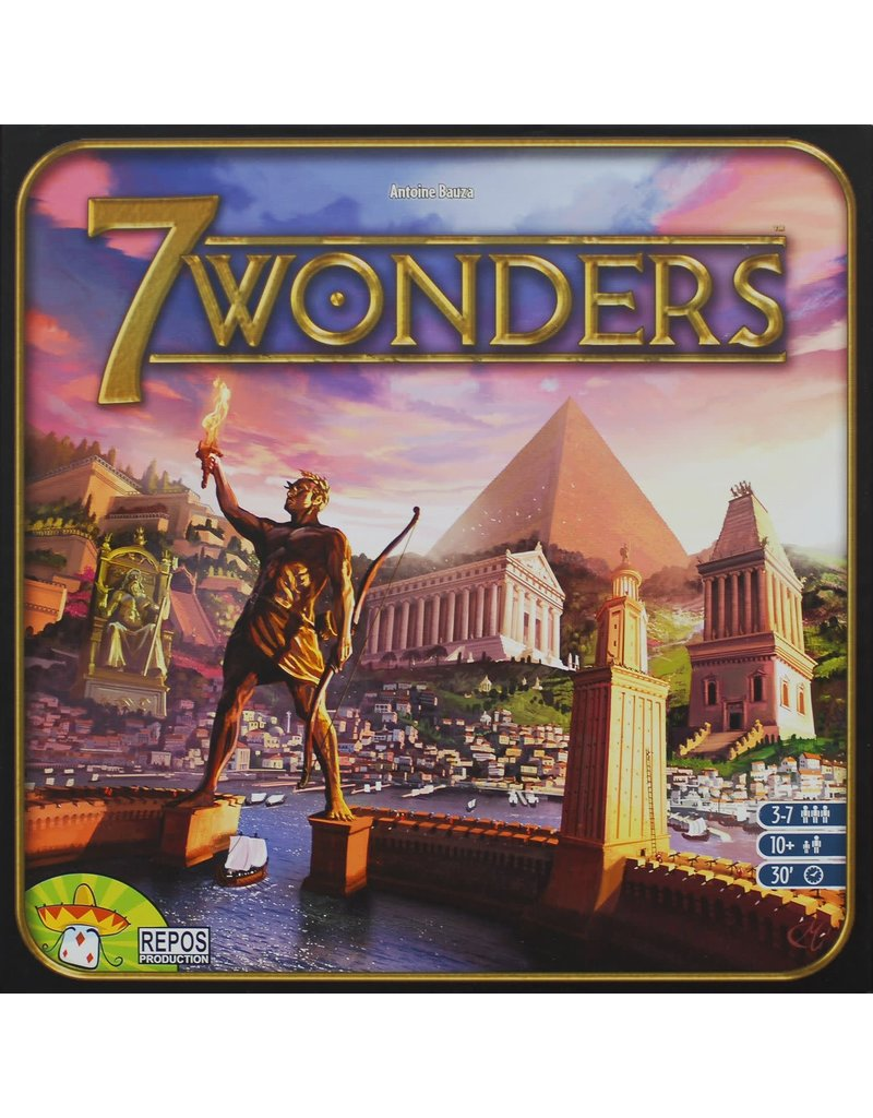 Repos production 7 Wonders (FR)