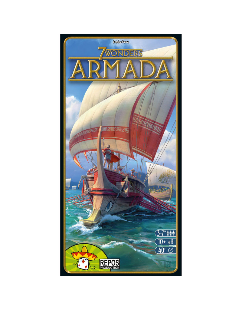 Repos production 7 Wonders - Armada (FR)