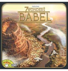 Repos production 7 Wonders - Babel (EN)