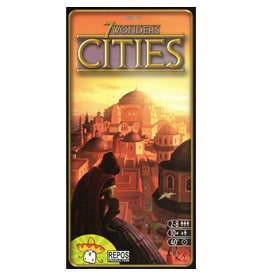 Repos production 7 Wonders - Cities (EN)