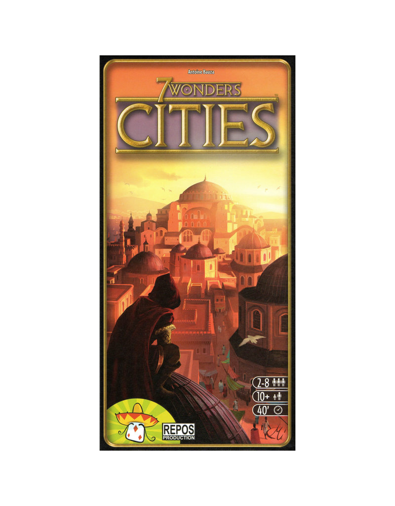 Repos production 7 Wonders - Cities (FR)
