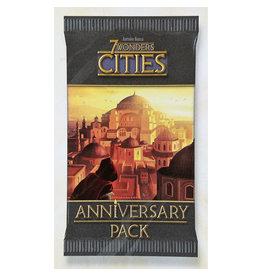 Repos production 7 Wonders - Cities Anniversary Pack (EN)