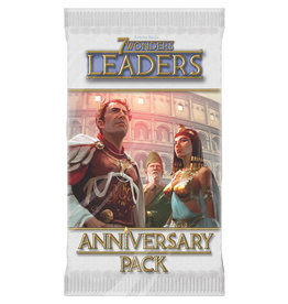 Repos production 7 Wonders - Leaders Anniversary Pack (EN)