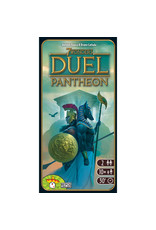 Repos production 7 Wonders Duel - Panthéon (FR)
