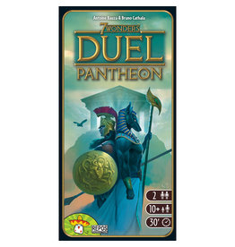 Repos production 7 Wonders Duel - Panthéon (FR)